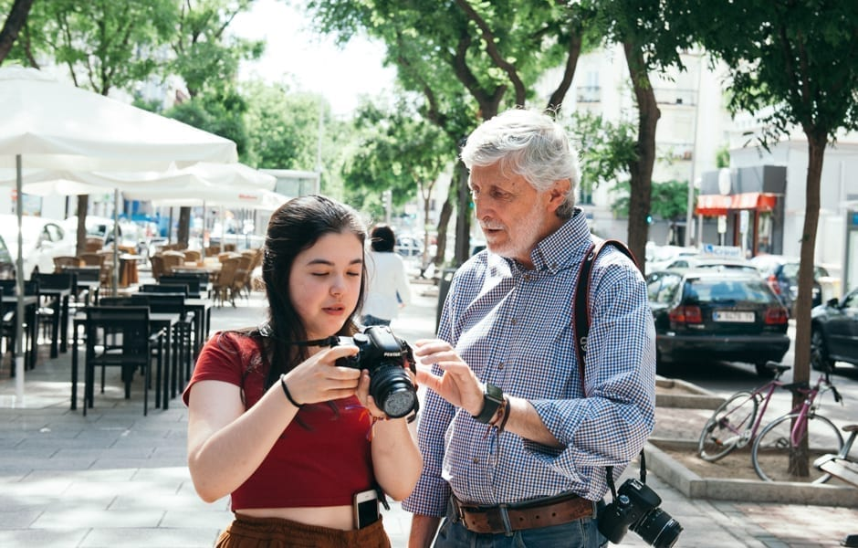 Cursos de fotografía madrid