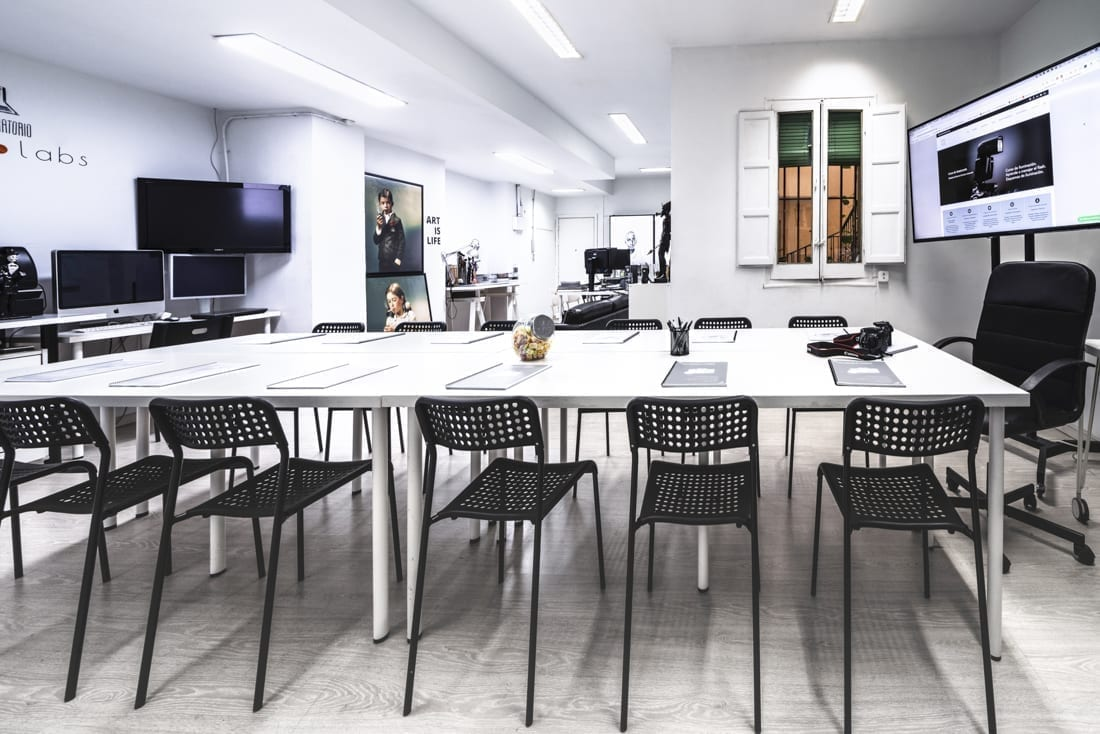 escuela de fotografía en madrid, cursos de fotografía en madrid