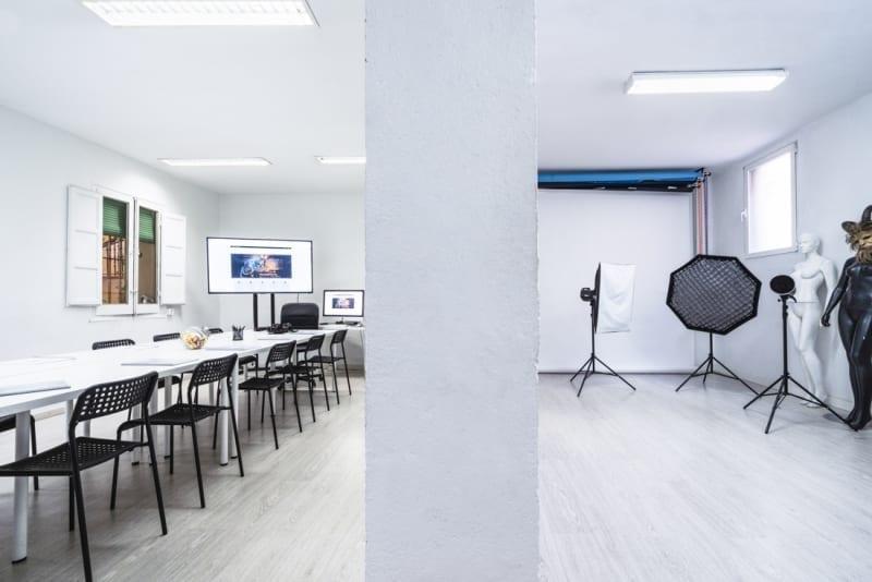 Escuela de fotografía en madrid, estudio de fotografía profesional en madrid
